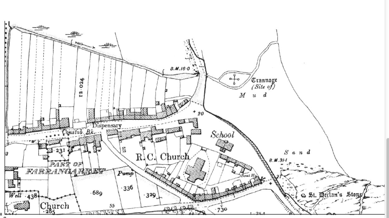 Crannog In Ardmore